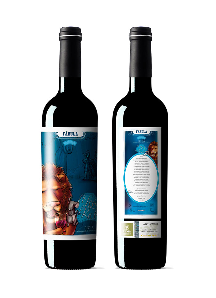 El Fabulista Fable Wine