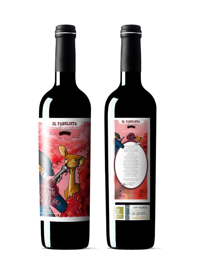 El Fabulista Enlightened Red Wine