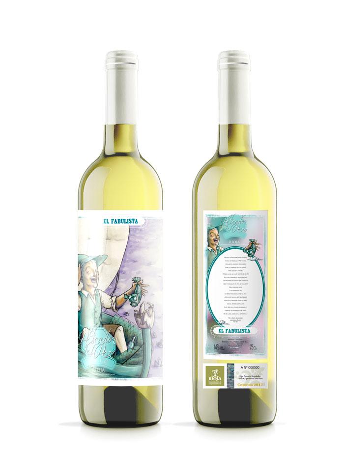 El Fabulista Young White Wine