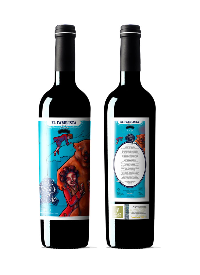 El Fabulista Wise Wine
